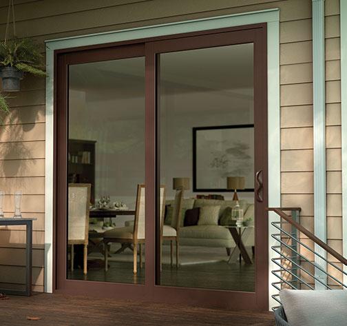 Milgard Vinyl Patio Doors Pacific Shores Windows Doors Orange